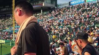 2017/08/16 第99回全国高校野球 聖心ウルスラ学園応援団