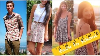 Back to School Outfit Trends! (Girls & Guys) Thumbnail