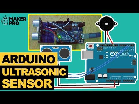How to Make an Arduino Door Alarm Using an Ultrasonic Sensor