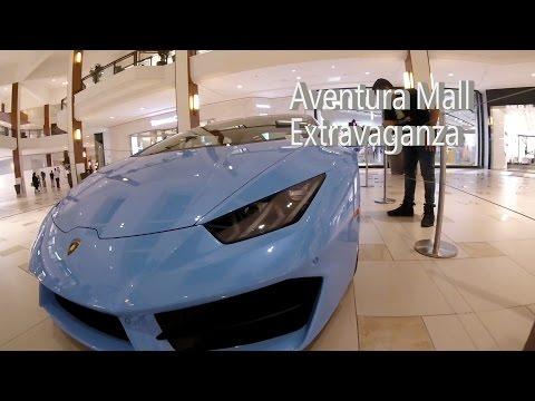 Aventura Mall Extravaganza