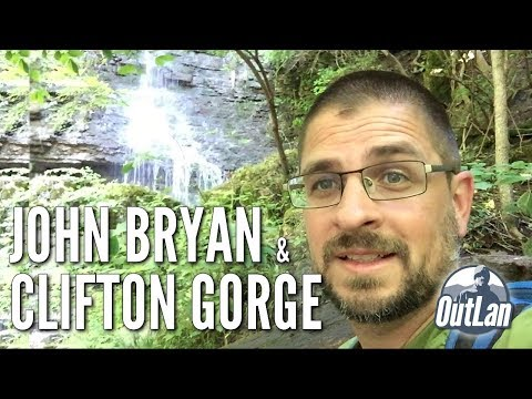John Bryan State Park and Clifton Gorge Day Hike