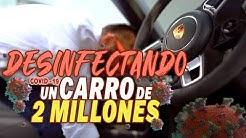 ME PUSE A LAVAR CARROS | CARLOS MUÑOZ