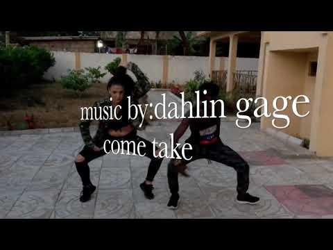 Dahlin Gage-come take/E-flex and La SANTÀ/azonto