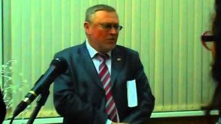 Лекция ученого-археолога Николая Крадина вызвала большой интерес во Владивостоке