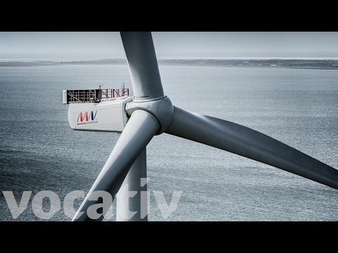 Wind Turbine Breaks 24 Hour Energy Record