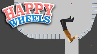 99.9% IMPOSSIBLE JUMP! | Happy Wheels