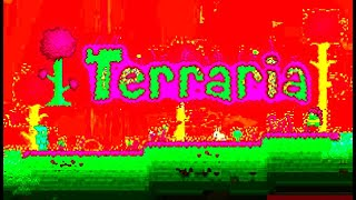 A-normal day in Terraria