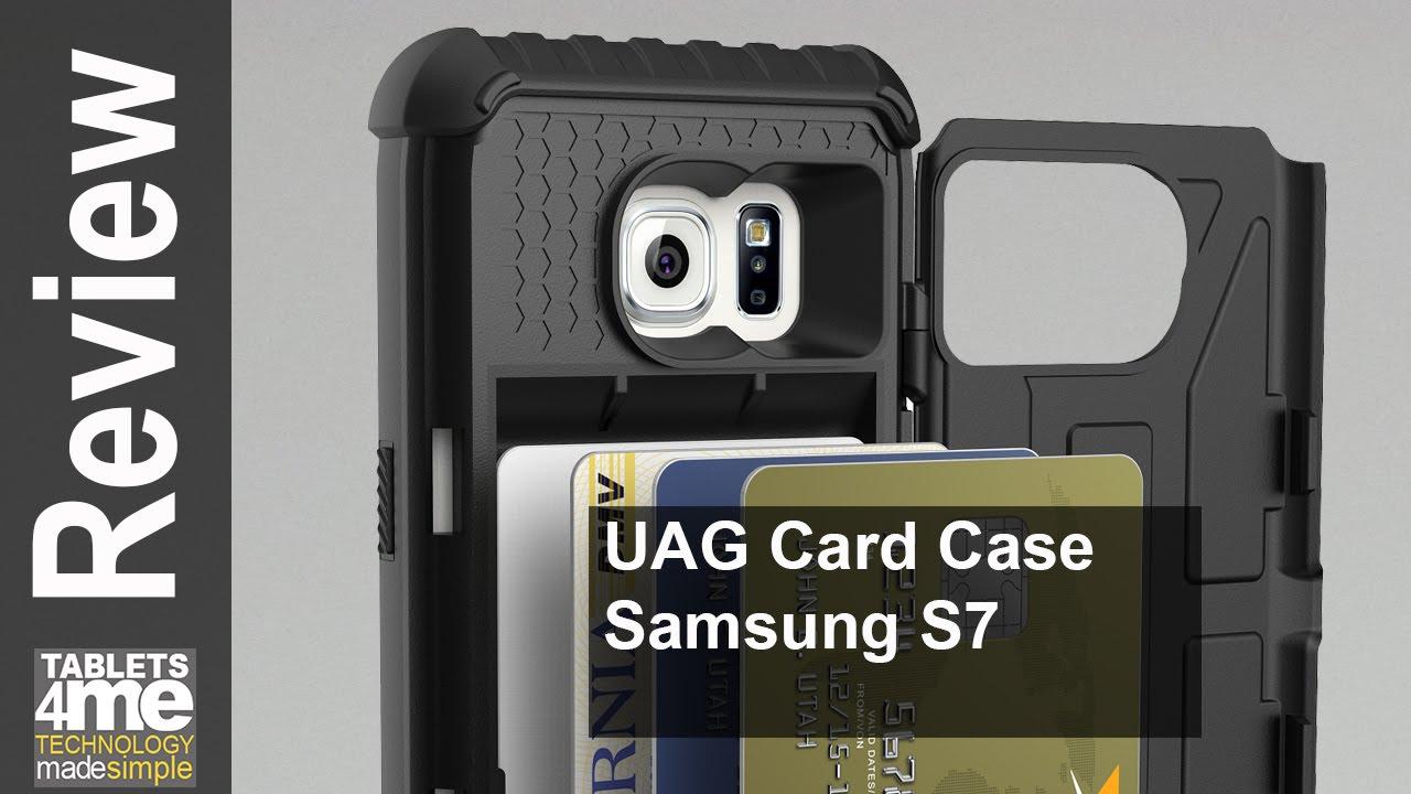 another chance cc1d6 ab88e URBAN ARMOR GEAR Cell Phone Card Case for Samsung Galaxy S7