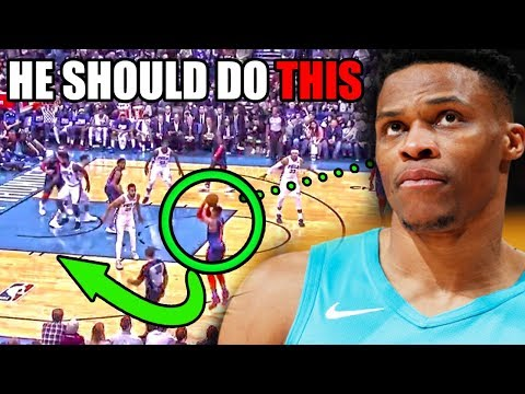 The REAL Reason Why Russell Westbrook Is The WORST Shooter In The NBA (Ft. Bad Shots & Free Throws)