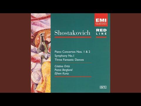 Piano Concerto No. 2 in F Op. 102 (1975 Remastered Version) : II. Andante