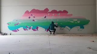 MEOS - GRAFFITI TIMELAPSE