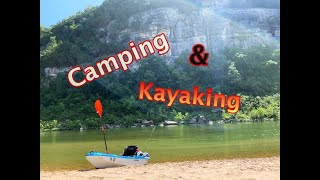 Our First Camping Trip! Kayaking The Buffalo River In Arkansas