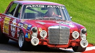 Mercedes AMG 300 SEL 6.8 Red Pig / Rote Sau 1969 AMG Commercial CARJAM TV HD 2016