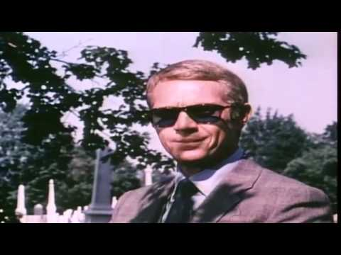 Steve McQueen - Man on the Edge