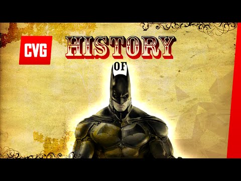 A Complete History of Batman in Games