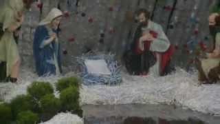 Dekorasi Natal Daur Ulang Gereja ST Monika Paroki Serpong 2014