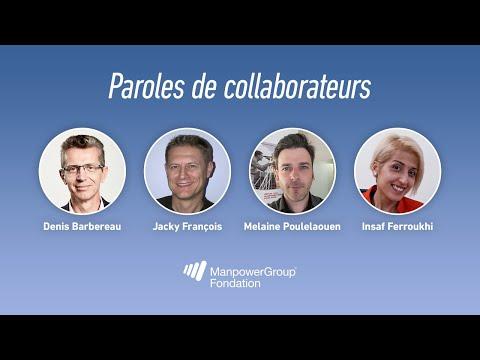 Témoignages de collaborateurs engagés dans la fondation