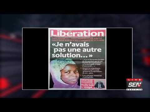 La Revue des titres avec Fabrice Nguema du mardi 17 Mars 202
