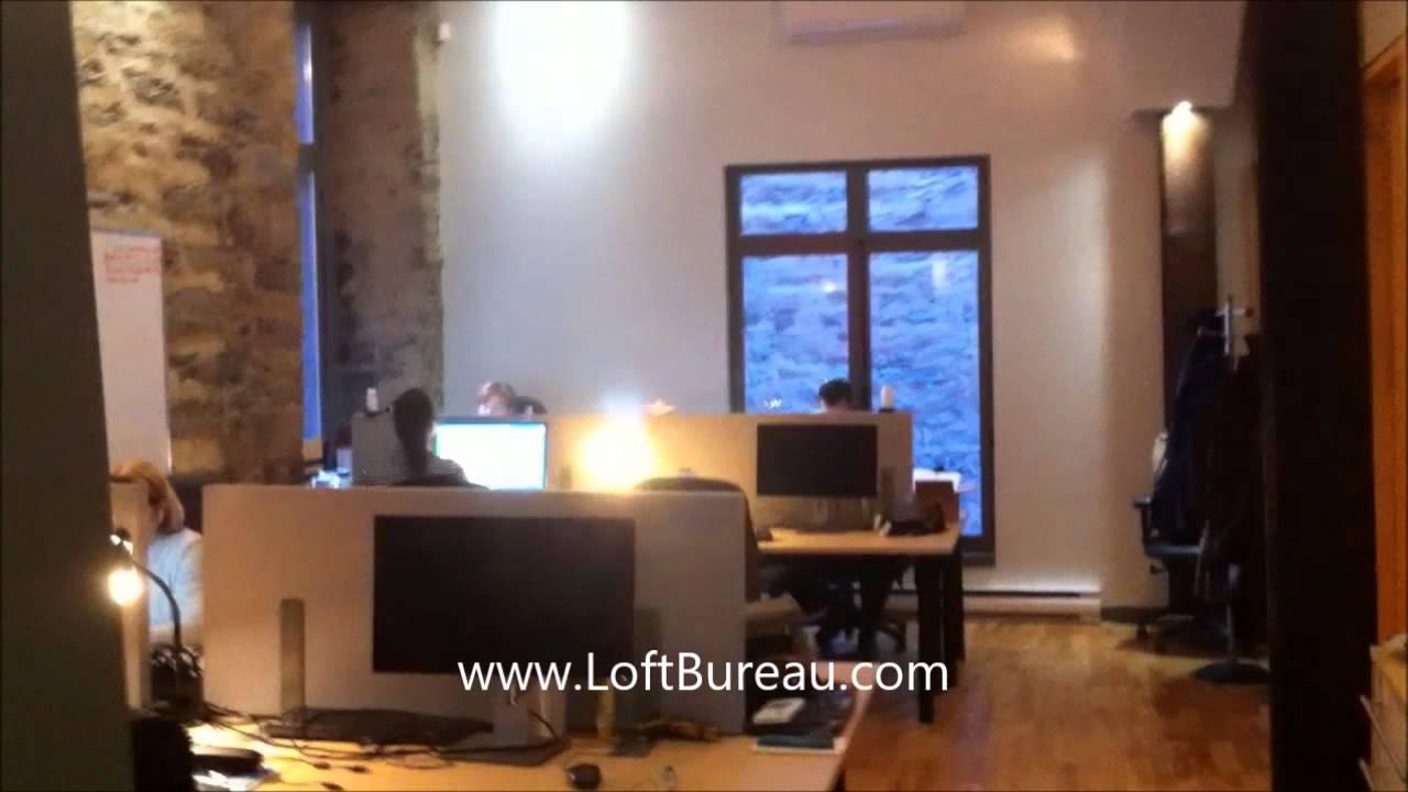 Condo bureau style loft a vendre vieux montreal condo commercial