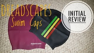 192 Sisterlocks Vlog 056 Product Review (Initial)- Dreadscapes Swim Caps