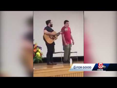 5 For Good; Teenager shares message of inclusion through song