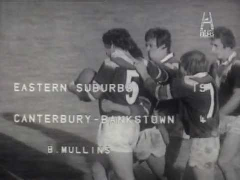 1974 Grand Final Eastern Suburbs (Sydney Roosters) V Canterbury