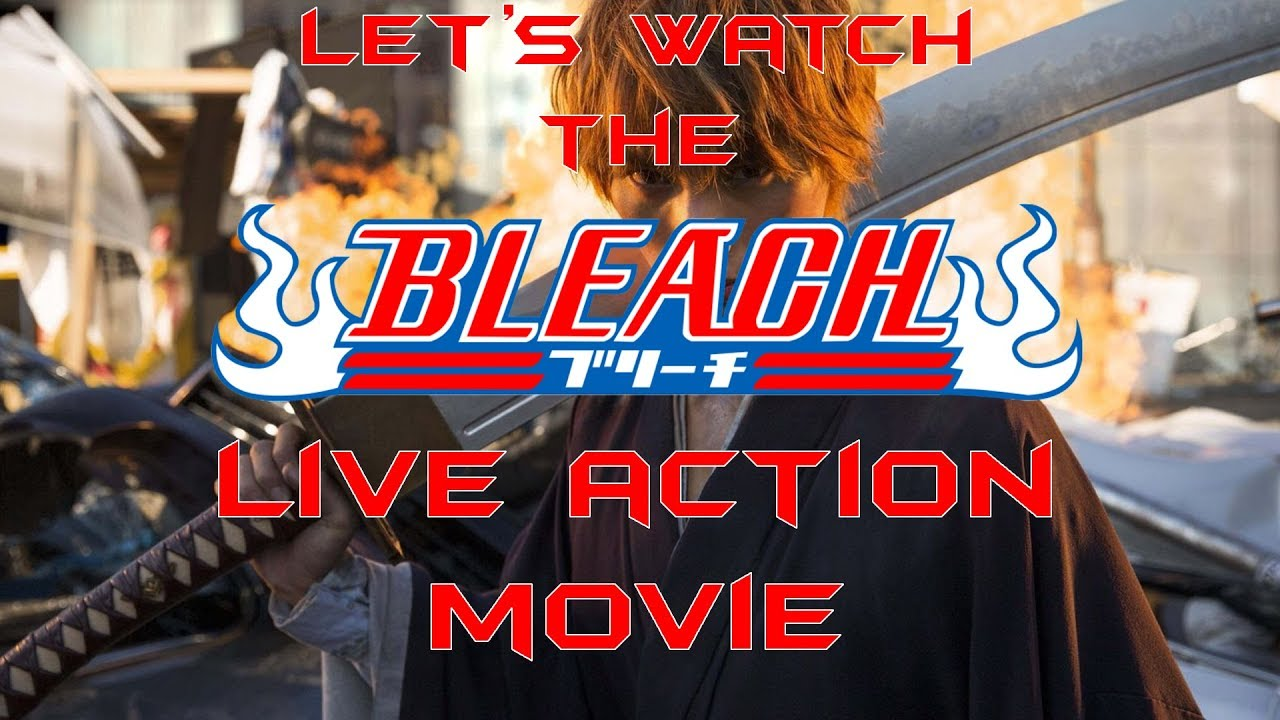 Download Let's Watch The Live Action Bleach Movie