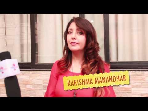 "सुन्दरी-तर…""beauty-without-brain""-||-karishma-manandhar's-reply-to-media"