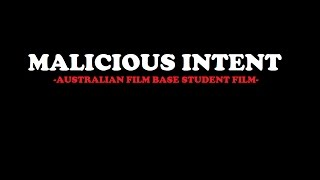 Video Malicious Intent : Short Film download MP3, 3GP, MP4, WEBM, AVI, FLV Agustus 2017