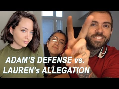 Adam22 Responds to Filming Allegation Made By Lauren Duck Mp3