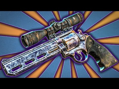 Fallout 4 - Kellogg's Pistol - Unique Weapon Guide