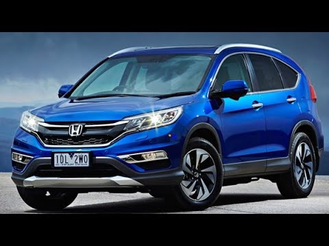 2017 Honda CRV Redesign - YouTube