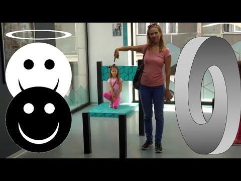 BarbyJana u Muzeju iluzija