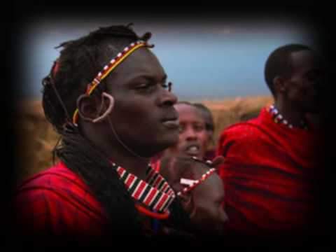 Colors of the Massai