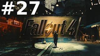 Fallout 4 Прохождение 27 - Нордхаген-Бич и Теплица Гринтоп
