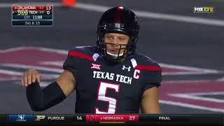 2016 Game 07 - Oklahoma at Texas Tech (HD)