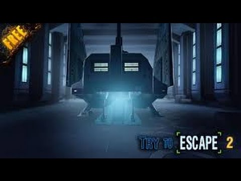 Try To Escape 2 - Walkthrough