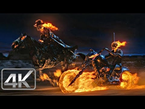 Ghost Rider & Carter Slade