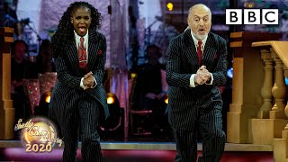 Bill and Oti Favourite dance to Rapper's Delight ✨ The Final ✨ BBC Strictly 2020