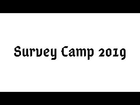 Civil Survey Camp 2019