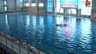 Всероссийские соревнования по синхронному плаванию в Йошкар-Оле
