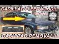 Cadillac Fleetwood Dash Pad Replacement & Installation 93-96 RoadMaster Impala Caprice Dashboard