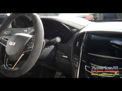 2016 Cadillac ATS-V introduced @ 2014 LA Auto Show