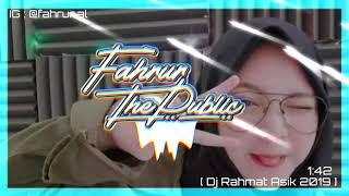 DJ RAHMAT ASIK || Aku Jatuh Cinta [Remix Dj Slow Kekinian]