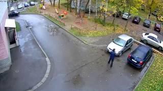 На Липовой горе крадут аккумуляторы (Ярославль)