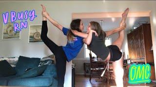Yoga Challenge!!