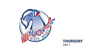 WDS 2021 BRNO  Thursday
