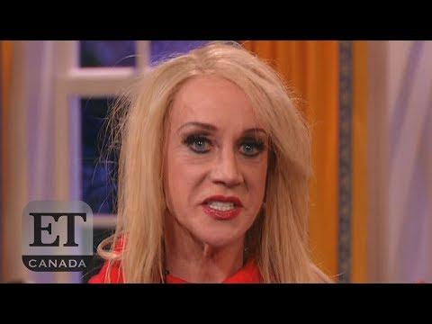 Kathy Griffin Impersonates Kellyanne Conway