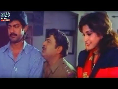Jagapathi Babu And Ramya Krishna Comedy | Comedy Videos | Silver Screen Movies