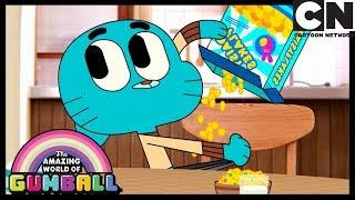 El Fantasma | O Incrível Mundo de Gumball | Cartoon Network